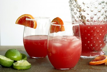 2. Blood Orange Margaritas