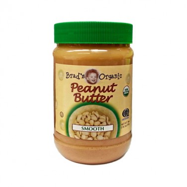Brad's Organic Peanut Butter Smooth