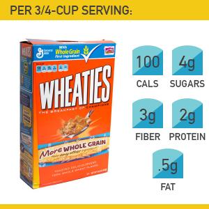 12. General Mills Wheaties