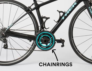 Cycling Lingo: Chainrings