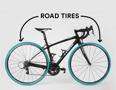 Cycling Lingo: Road Tires