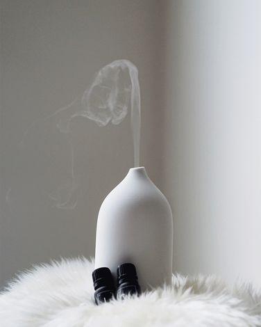 Vitruvi Essential Oil Diffuser and Lavender Oil