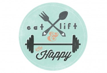 Eat, Lift, and Be Happy