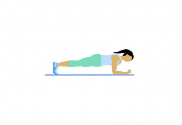 7 Minute Workout: Plank