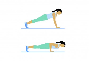 7 Minute Workout: Push-Up