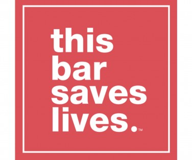 12. This Bar Saves Lives