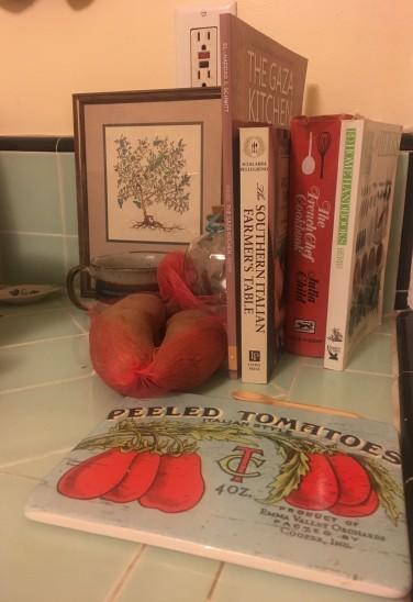Sara's cookbooks