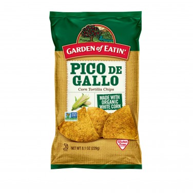 Garden of Eatin' Pico de Gallo Tortilla Chips