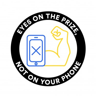 Gym Floor Guide: Put the Phone Down