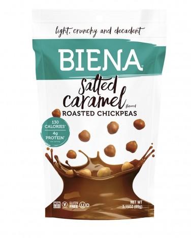Biena Salted Caramel Chickpeas