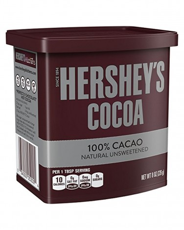 Hershey's Unsweetened Cocoa