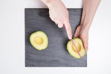 Avocado Slice and Cut