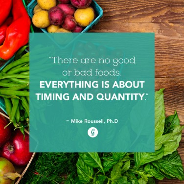 Mike Roussell, Ph.D.