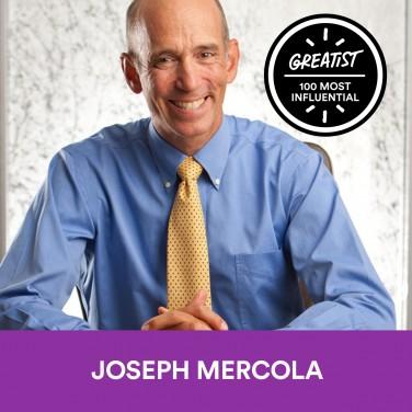 14. Joseph Mercola