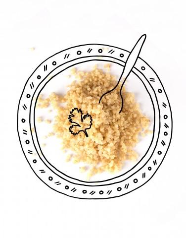 Quinoa - Amino Acids