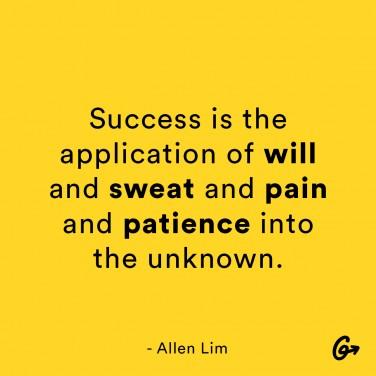 Allen Lim Quote
