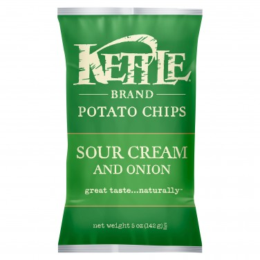 Kettle Brand Sour Cream and Onion