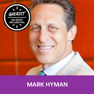 10. Mark Hyman, M.D.