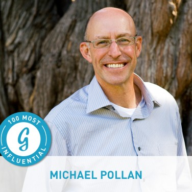 13. Michael Pollan