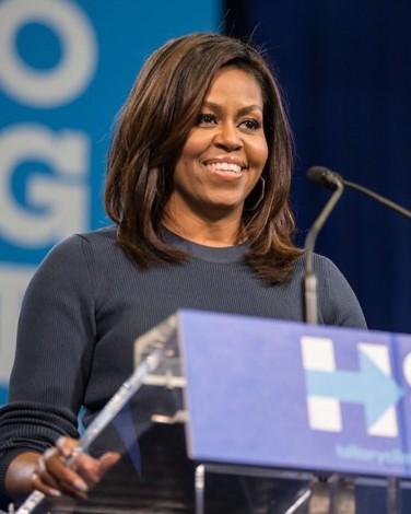 1. Michelle Obama