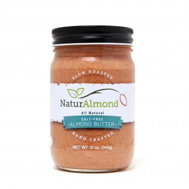 NaturAlmond All Natural Salt-Free Almond Butter