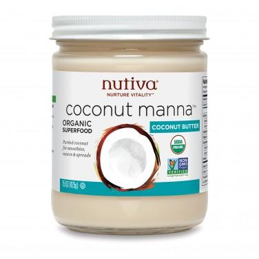 Nutiva Organic Coconut Manna
