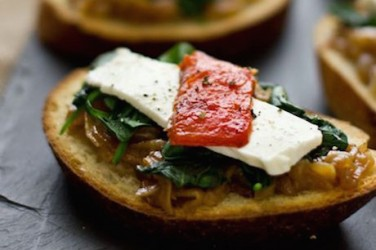 18. Vegetarian Sandwiches, Oh My Veggies