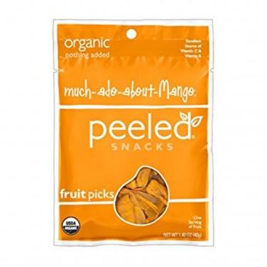 Paleo Snacks: Dried Mango