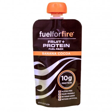 Paleo Snacks: Fuel for Fire Protein Packs