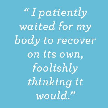 Waiting for Recovery Quote