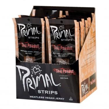 Primal Vegan Thai Peanut Jerky