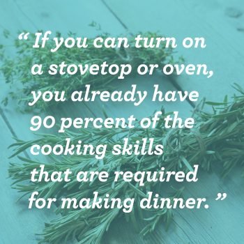 9 Excuses People Make for Not Learning to Cook, Busted