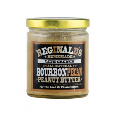 Reginald's Bourbon Pecan Peanut Butter