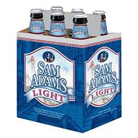 Sam Adams Light Lager