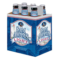 Sam Adams Light Lager
