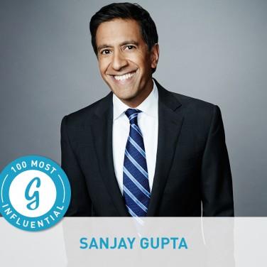 9. Sanjay Gupta, M.D.