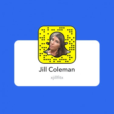 Snapchats to Follow: Jill Coleman