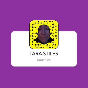 Snapchats to Follow: Tara Stiles