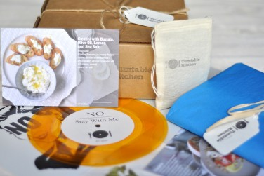 2. Turntable Kitchen Pairings Box