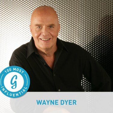 16. Wayne Dyer, Ph.D.