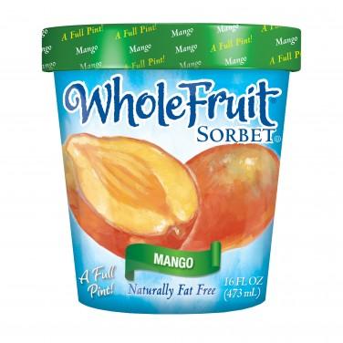 Whole Fruit Mango Sorbet