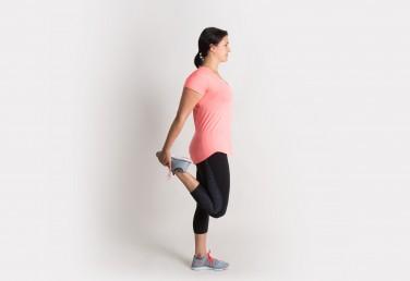 Heel-to-Butt Stretch