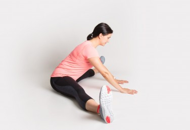 Seated Saddle Stretch