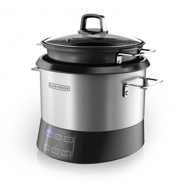 cooking tools: Black and Decker All-In-One Cooking Pot