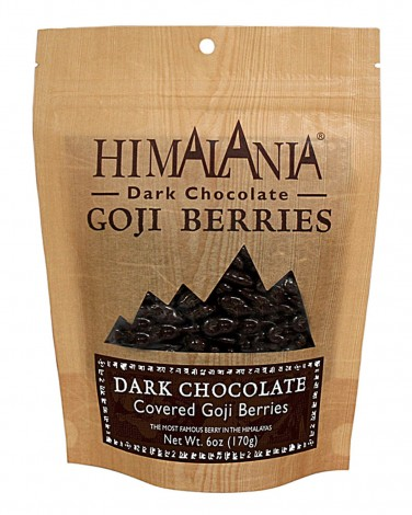 Himalania Dark Chocolate Covered Goji Berries