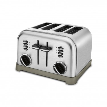 cooking tools: Cuisinart Four-Slice Toaster