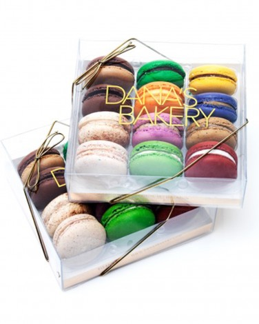 Build Your Own Macaron Box
