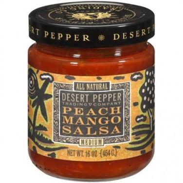 salsas: desert pepper