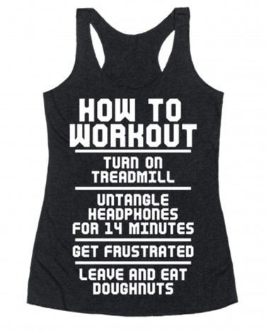 How to Work Out