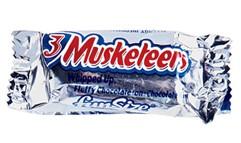 6. 3 Musketeers